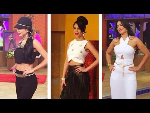 ¡La moda de Selena sigue vigente! Looks para parecerte a ella