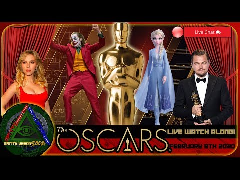 🏆OSCARS 2020 Live Stream Watch Along! The Academy Awards Results, Audio & Live Reactions