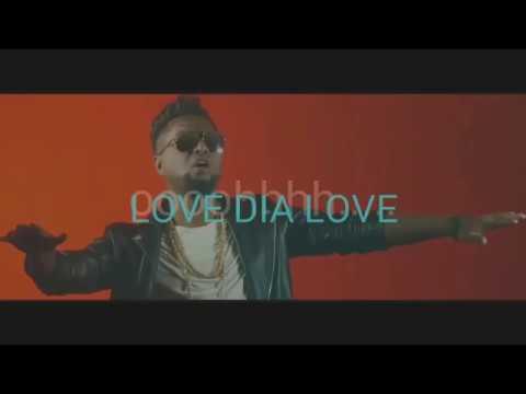MARION Feat BIG MJ _ LOVE DIA LOVE _ [LYRICS]
