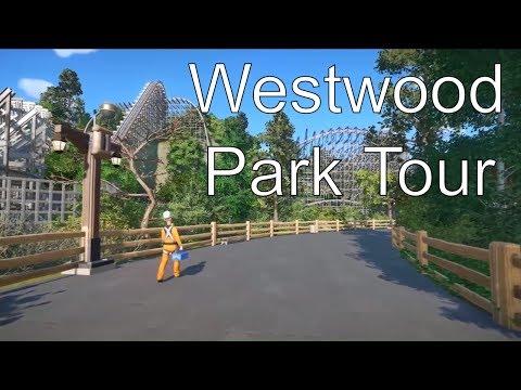 Westwood Park Tour with Tony McKoaster | Planet Coaster