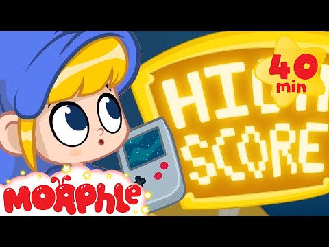 Mila Plays a Magic Game - My Magic Pet Morphle   Cartoons For Kids   Morphle TV   Mila and Morphle