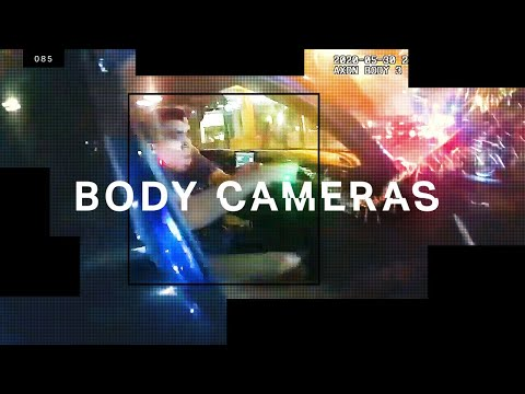 Here's what police body cameras don't show you