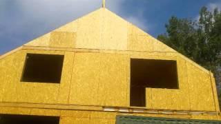 Строительство домов из Сип панелей по канадской технологии(ТОО teh-comfort рада предложить вам строительство домов, бань, гаражей, любых хоз построек по канадской технолог..., 2015-10-08T10:42:21.000Z)