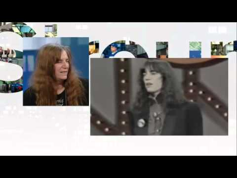Patti Smith On George Stroumboulopoulos Tonight: INTERVIEW