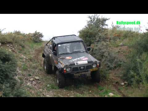 Offroad - Speed Challenge i Gammelrand