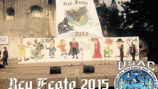 Rey Feato 2015, Huelga de Dolores USAC 21 de Marzo, Guatemala Completa