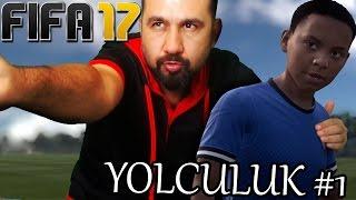 DEDEMİN YOLUNDAN GİDİYORUM! | FIFA 17 YOLCULUK #1