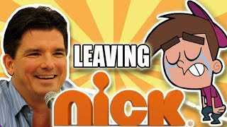 The Creator Of Fairly Odd Parents Leaves Nickelodeon After 20 Years | Butch Hartman