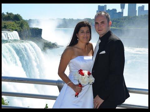 Niagara Falls Wedding Married In Niagara Falls Ny Beautiful Wedding Destination
