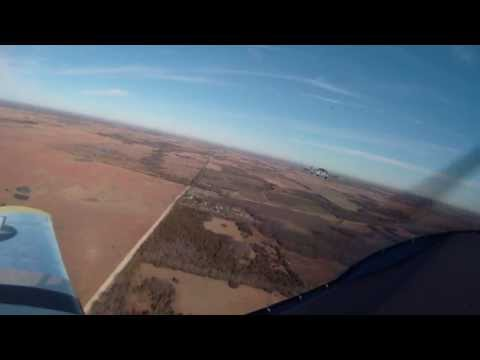 Two Sonex Taking Off from Coffey County, Kansas