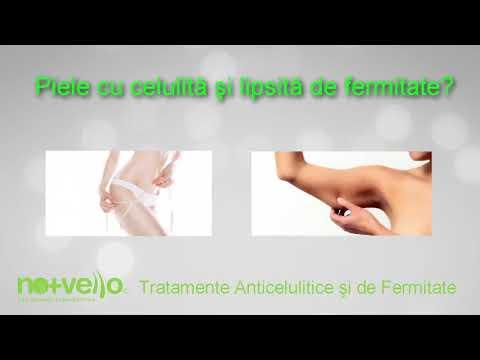 Tratamente corporale cu LED in centrele Nomasvello