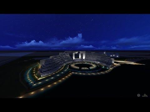 Sustainable Seven Stars Hotel Graduation Project - Dubai
