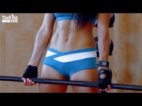 Động lực tập gym cho bạn gái cùng #IFFF Pro Janet Layug - Thể Hình Channel