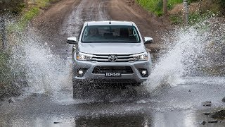 2018 Toyota Hilux Price And Specs