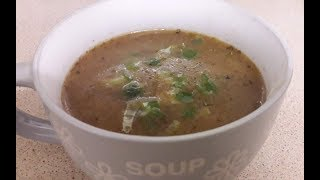 CHINESE VEG SOUP| VEGETARIAN|VEGAN SPECIAL | WARM,DELICIOUS