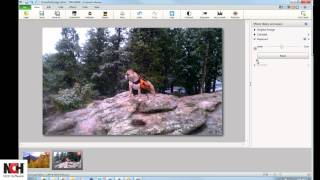 PhotoPad Photo Editing Software | Overview