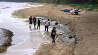 Hội phim kinh dị BH ở mũi né 19/7/2015 ( cớp biển)