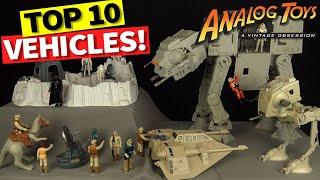 Top 10 Vintage Star Wars Vehicles