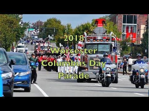 2018 Columbus Day Parade