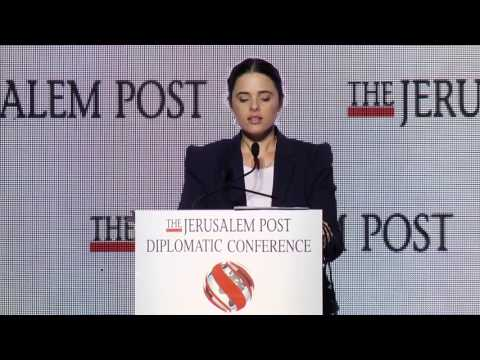 Shaked: Israel's struggle against terrorism did not start in 1967
