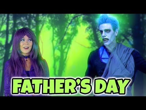 DESCENDANTS 3 MALS DAD IS IT HADES? Totally TV Preview Parody