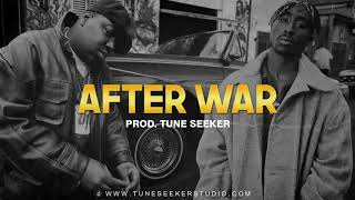2Pac & Biggie Type Beat G-funk Boom-Bap Rap Instrumental - After War (prod. by Tune Seeker)