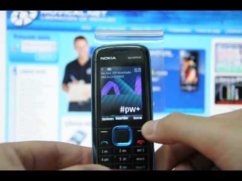 Como liberar Nokia 5130 XpressMusic de Movistar en www.movical.net