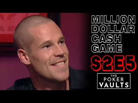 Million Dollar Cash Game S2E5 FULL EPISODE Poker Show