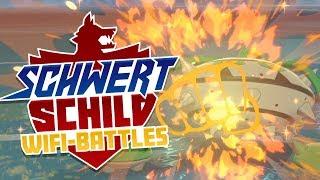Pokemon Schwert & Schild Wifi Battle #20   Was kann es?