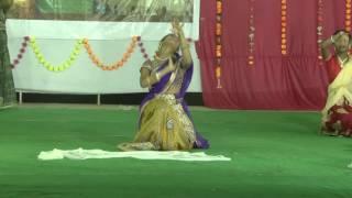 Balagokulam Bharat | Varshioktsav 2016 | Kondapur Cluster | Sri Rama School Dance