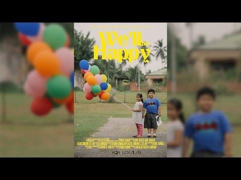 AIZAT AMDAN  feat. Zee Avi - We'll Be Happy (Official Music Video)