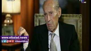 لواء سابق يروي تفاصيل لقائه بعبد الناصر في حرب 48 ..«فيديو»