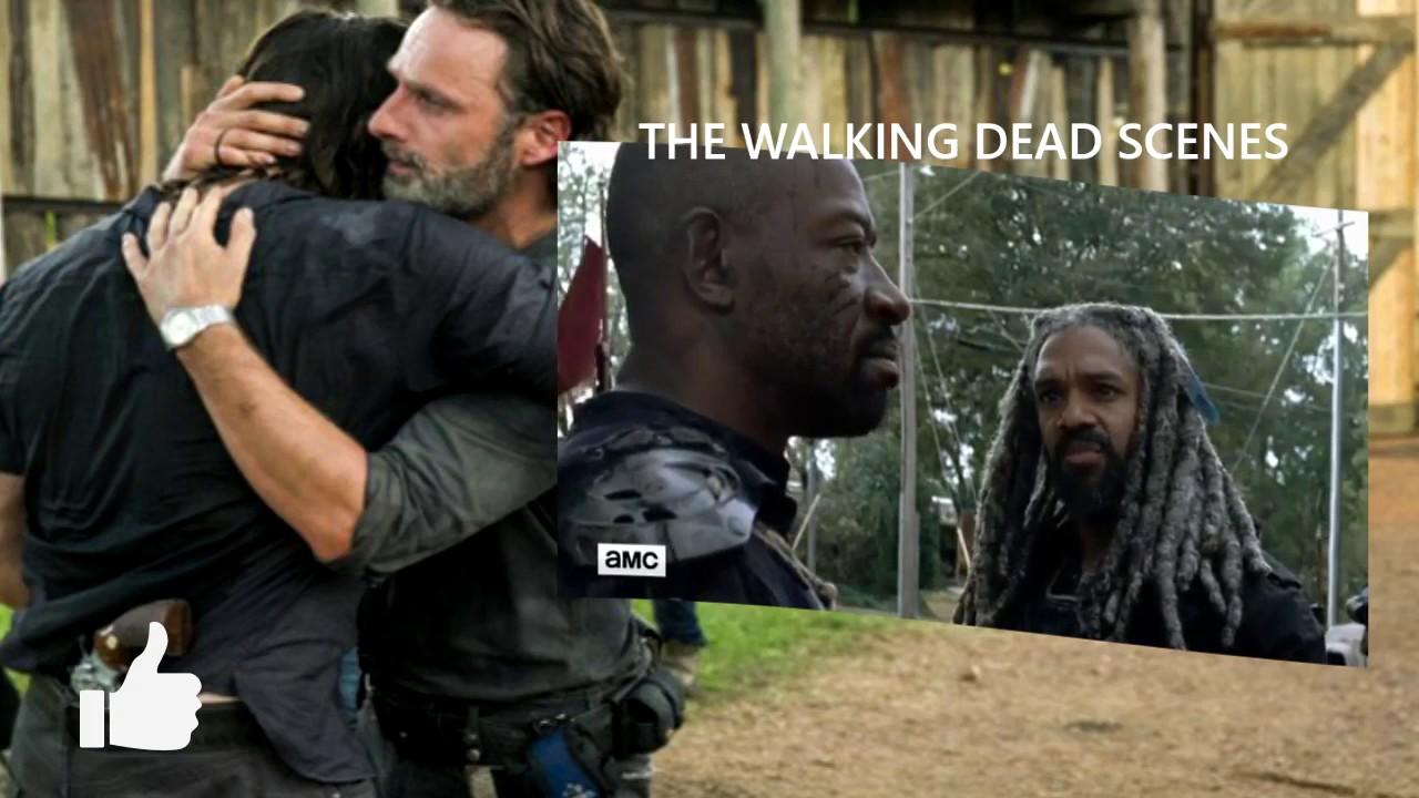 The Walking Dead 7 Sezon 16bölüm Final Fragmanı Eng Youtube