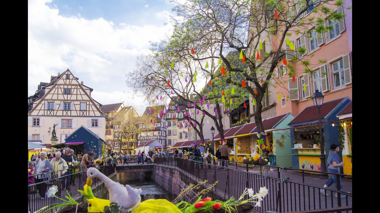 colmar f te le printemps 2016 printempscolmar youtube