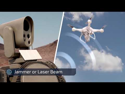 DRONE DOME™ secures airspace against hostile drones