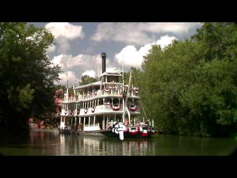 Rivers of America Scenic Ride [Magic Kingdom]
