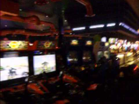 Dave And Busters Irvine Tour 2014 Youtube