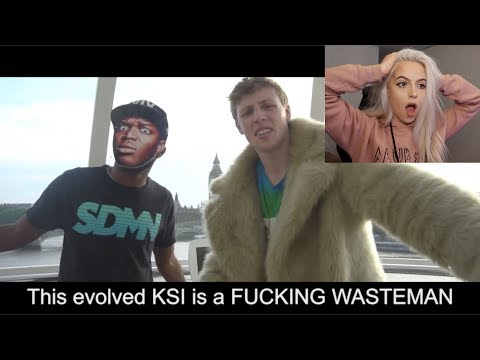 Reacting to W2S - KSI Exposed  Diss Track