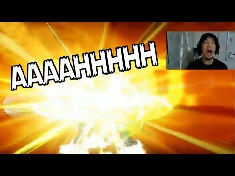 Rage Footage of Daigo Singing *Old Match