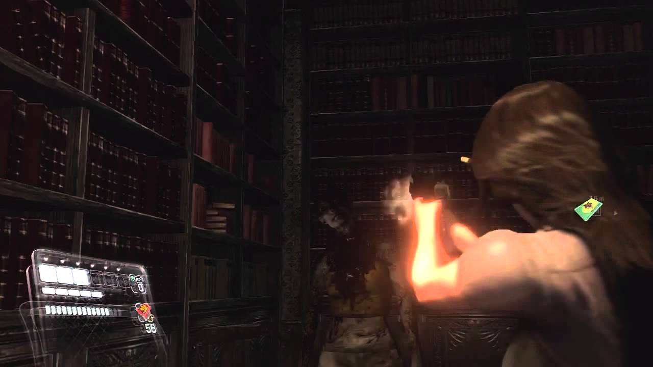 Resident Evil 6 PS4 Blind Walkthrough - Leons Campaign
