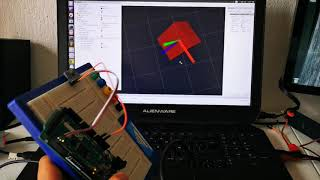Imu_tools test with ROS kinetic and Arduino