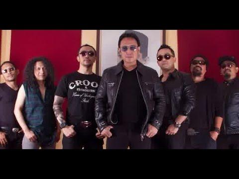 cadas. Putra Megawati tampil di video klip musik cadas(penghianat)