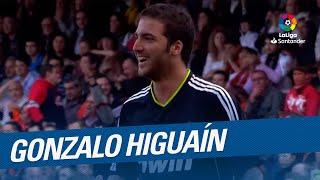 Gonzalo Higuaín: Golazos con el Real Madrid en LaLiga Santander