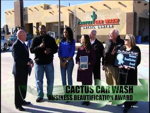 keep douglasville beautiful quarterly award cactus car washmpg