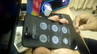 #Unboxing Moto C Plus (Starry Black, 16 GB)  (2 GB RAM)