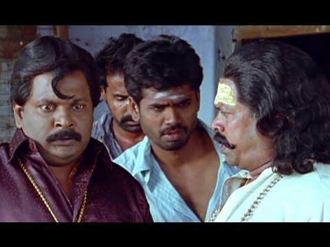 Mayilsamy Threatens A Vendor - Goripalayam