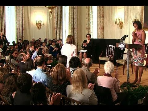 Poetry Student Workshop at the White House