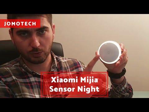 💡Xiaomi Mijia - Luz Presença com Sensor IR e Fotossensível