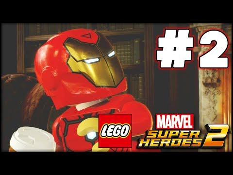 Pictures of lego marvel avengers 2 walkthrough ps4 part