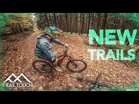 Neue Trails erkunden! ON TOUR mit Jonas EP1 - TrailTouch